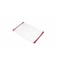 Krájecí deska COSMO 40x26 cm, šedá