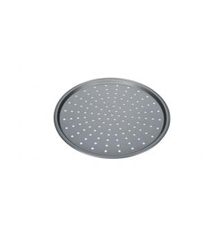 Forma na pizzu perforovaná DELÍCIA pr. 32 cm