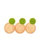 Razítko na sušenky DELÍCIA, 6 velikonočních motivů