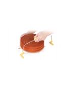 Strunový kráječ na dorty DELÍCIA