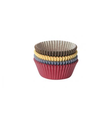 Cukrářský košíček barevný DELÍCIA pr. 6.0 cm, 100 ks