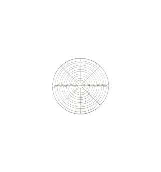 Podložka skládací DELÍCIA pr. 32 cm