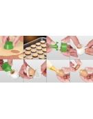 Formičky na plněné cukroví DELÍCIA, 3 velikonoční tvary