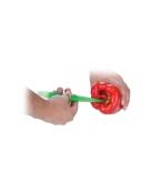 Vykrajovací nůž na papriku PRESTO, červená