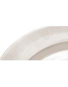 Mělký talíř OPUS STRIPES pr. 27 cm