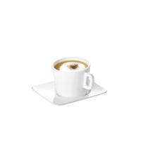 Šálek na cappuccino GUSTITO, s podšálkem