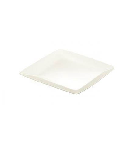 Mělký talíř CREMA 27x27 cm