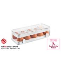 Zdravá dóza do ledničky PURITY, 10 vajec