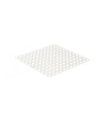 Podložka do dřezu ONLINE 29x27 cm, bílá