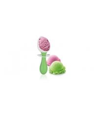 Lžíce na zmrzlinu BAMBINI, zelená