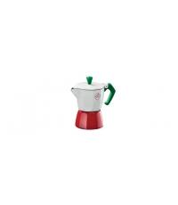 Kávovar PALOMA Tricolore, 1 šálek