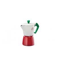 Kávovar PALOMA Tricolore, 6 šálků